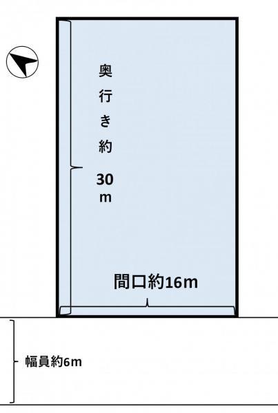 土地 青森市はまなす1丁目 JR東北本線(八戸〜青森)小柳駅 2200万円