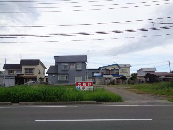 土地 青森市原別6丁目 青い森鉄道野内駅 800万円