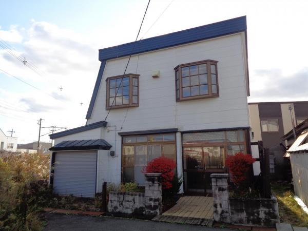 中古戸建 青森市本泉2丁目 青い森鉄道矢田前駅 650万円