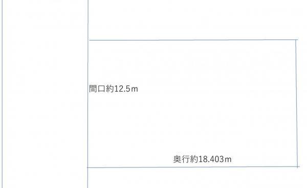 土地 青森市大字安田字近野 JR奥羽本線新青森駅 700万円