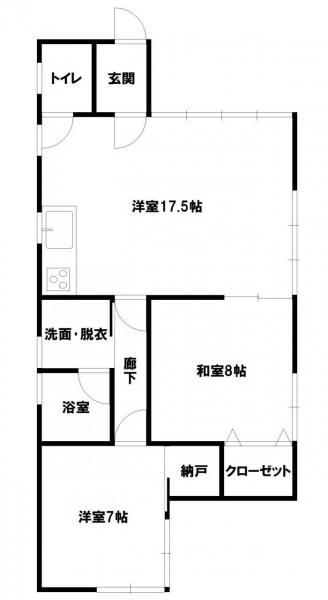 中古戸建 青森市浪館前田3丁目 青い森鉄道青森駅 980万円