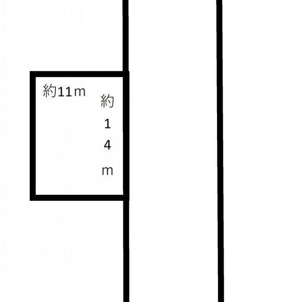 土地 青森市富田3丁目20-27 JR奥羽本線新青森駅 750万円