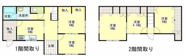 中古戸建 青森市大字三内字沢部 JR奥羽本線新青森駅 750万円