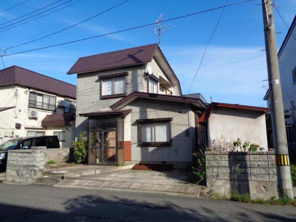 土地 青森市富田5丁目 JR津軽線青森駅 750万円