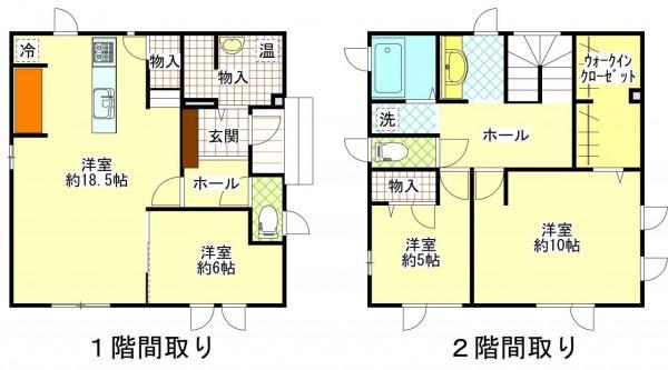 中古戸建 青森市篠田3丁目 JR奥羽本線青森駅 2850万円