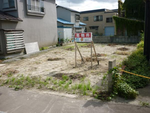 土地 青森県青森市金沢2丁目122-19 JR奥羽本線青森駅 350万円
