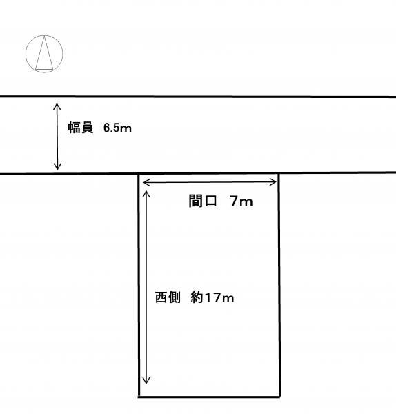 土地 青森県青森市大字安田字近野14番26 JR奥羽本線新青森駅 350万円