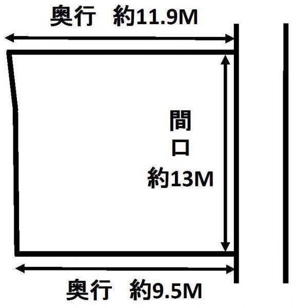 土地 青森県青森市本泉1丁目51-26 青い森鉄道矢田前駅 455万円