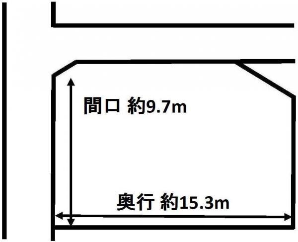 土地 青森県青森市大字羽白字池上206-30 JR津軽線油川駅 600万円