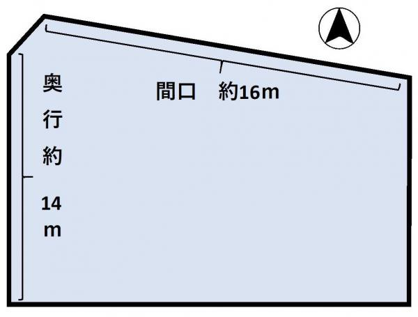 土地 青森県青森市大字新城字平岡229-19 JR奥羽本線津軽新城駅 680万円