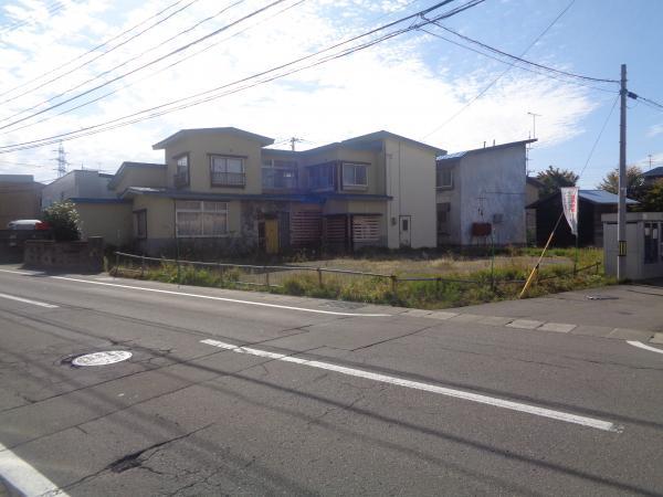 土地 青森県青森市金沢3丁目25-13 JR奥羽本線青森駅 1800万円