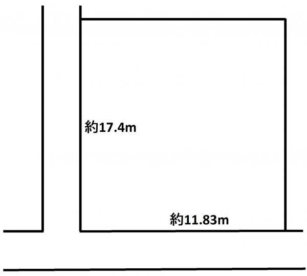 土地 青森県青森市大字三内字沢部353-245 JR奥羽本線新青森駅 550万円