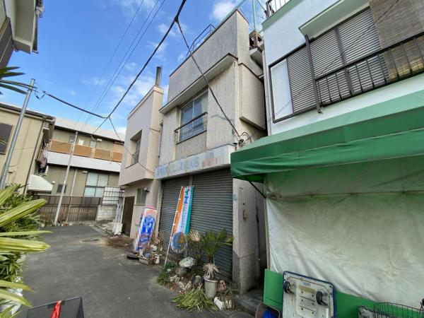 土地 練馬区北町8丁目 有楽町線地下鉄赤塚駅 1450万円