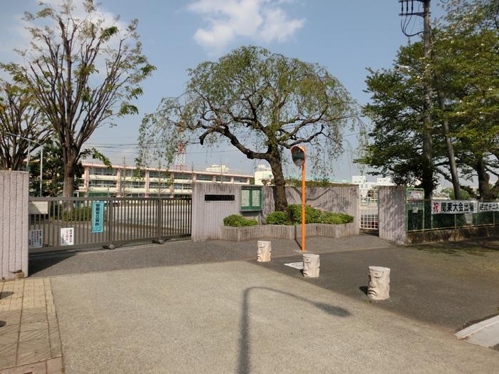練馬区立大泉学園桜中学校