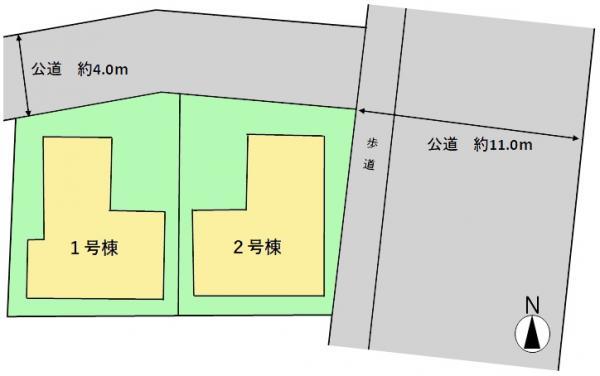 新築戸建 練馬区上石神井3丁目 西武新宿線上石神井駅 4930万円