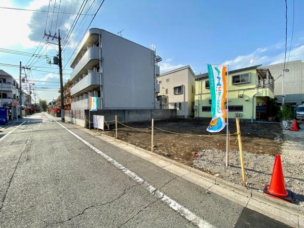 新築戸建 練馬区関町北2丁目 西武新宿線武蔵関駅 6880万円