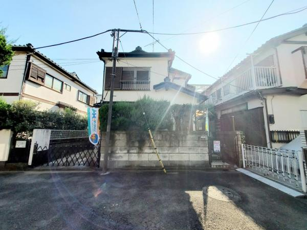 土地 練馬区向山2丁目 都営大江戸線練馬駅 7080万円