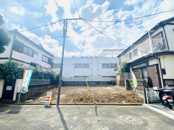 新築戸建 練馬区向山2丁目 都営大江戸線練馬駅 8180万円