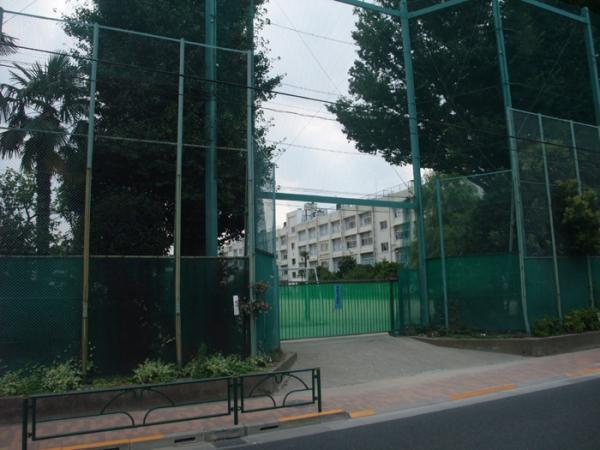 石神井中学校