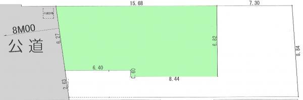 土地 東京都練馬区南大泉3丁目 西武池袋線保谷駅 4180万円