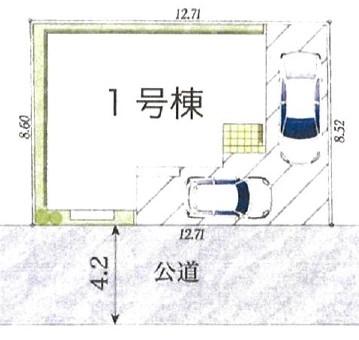 新築戸建 所沢市大字松郷 JR武蔵野線東所沢駅 3280万円