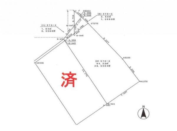 土地 所沢市東住吉 西武池袋線所沢駅 3980万円