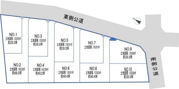 新築戸建 埼玉県狭山市大字北入曽918-1 西武新宿線入曽駅 3180万円