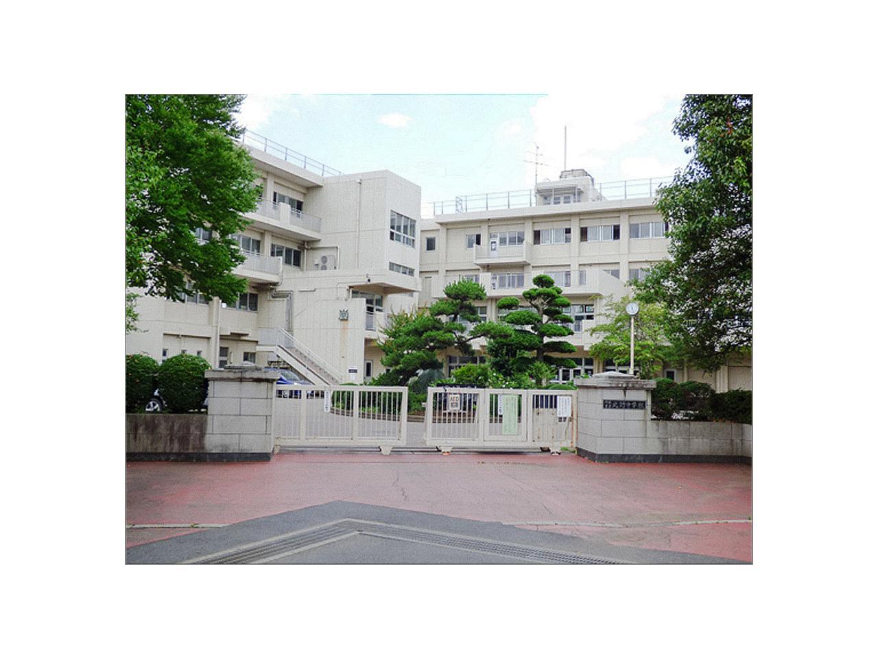 所沢市立北野中学校