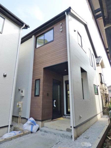 新築戸建 所沢市喜多町 西武新宿線航空公園駅 3850万円