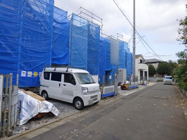 新築戸建 所沢市大字久米 西武池袋線西所沢駅 3330万円