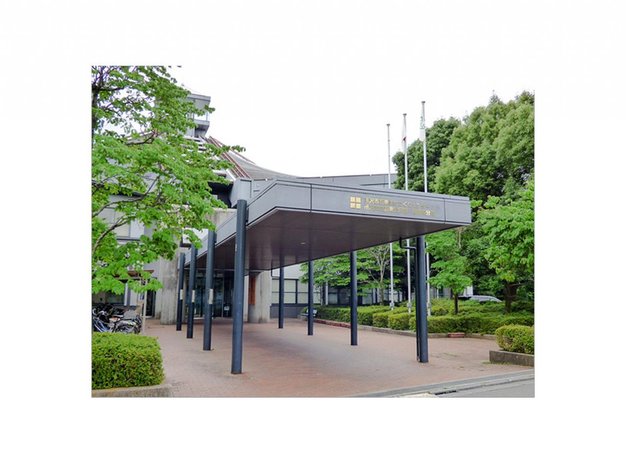 所沢市立所沢図書館 吾妻分館