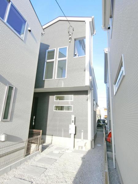 新築戸建 所沢市東所沢2丁目 JR武蔵野線東所沢駅 3580万円
