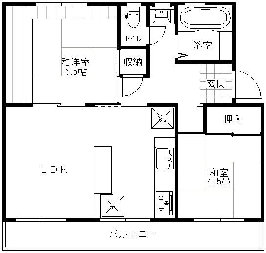 中古マンション 所沢市大字山口 西武池袋線西所沢駅 520万円