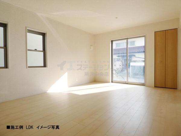 新築戸建 所沢市大字上安松 西武新宿線所沢駅 2780万円