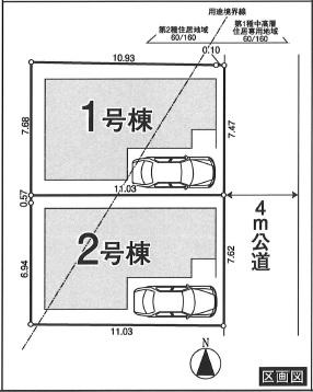 新築戸建 所沢市弥生町 西武新宿線新所沢駅 3680万円