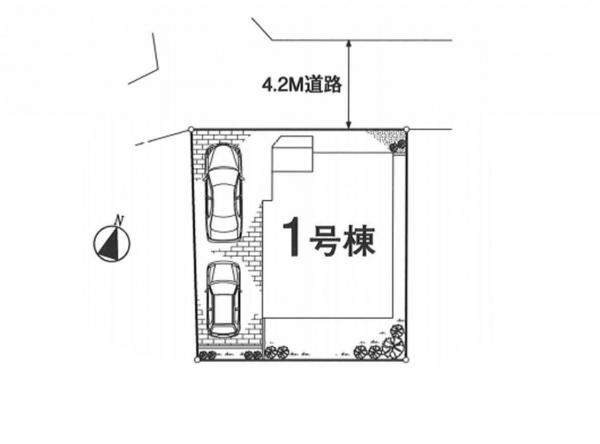 新築戸建 所沢市大字山口 西武狭山線下山口駅 2490万円
