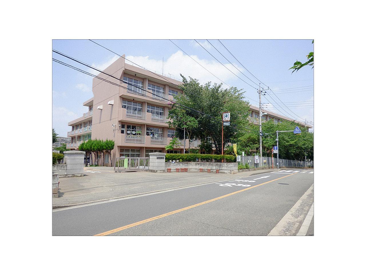 所沢市立椿峰小学校
