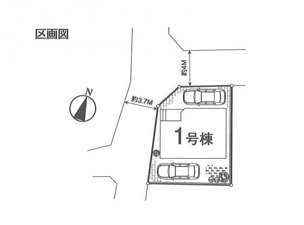 新築戸建 所沢市林3丁目 西武池袋線狭山ヶ丘駅 2390万円