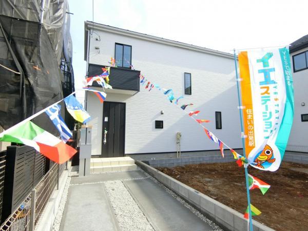 新築戸建 所沢市喜多町 西武新宿線航空公園駅 3680万円