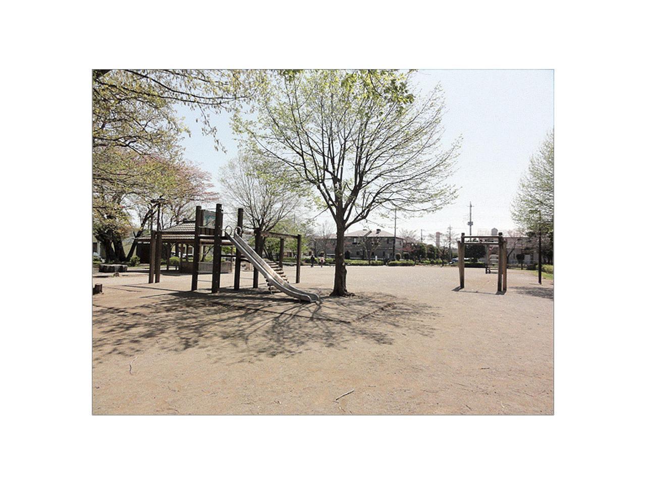 道傍公園 水と森の広場