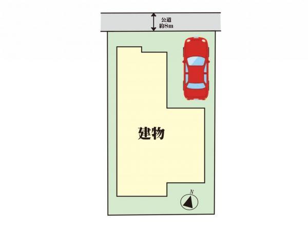 新築戸建 所沢市大字下富 西武新宿線新所沢駅 2580万円