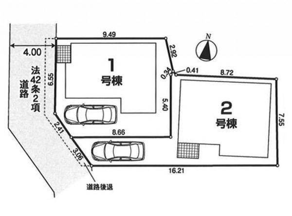 新築戸建 所沢市旭町 西武池袋線所沢駅 4240万円