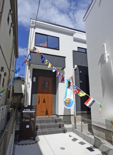 新築戸建 所沢市喜多町 西武新宿線航空公園駅 3780万円