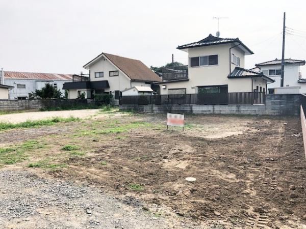 土地 水戸市元吉田町 JR常磐線(取手〜いわき)水戸駅 850万円