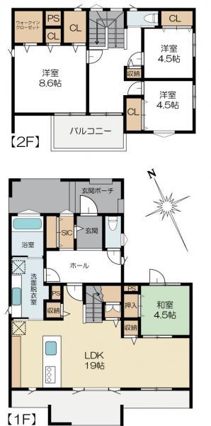 中古戸建 水戸市千波町 JR常磐線(取手〜いわき)水戸駅 4100万円