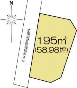 土地 水戸市千波町410-7 JR常磐線(取手〜いわき)水戸駅 9500000