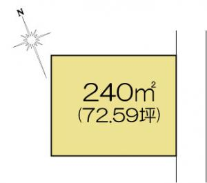 土地 水戸市千波町2825-8 JR常磐線(取手〜いわき)水戸駅 9800000