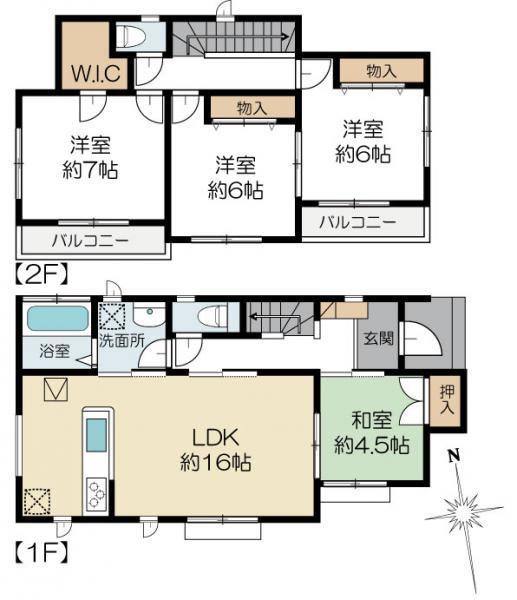 新築戸建 水戸市千波町 JR常磐線(取手〜いわき)水戸駅 1990万円