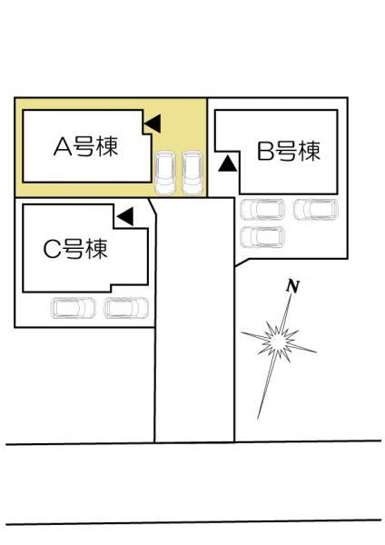 新築戸建 水戸市本町3丁目 JR常磐線(取手〜いわき)水戸駅 1890万円
