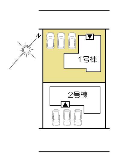 新築戸建 水戸市住吉町 JR常磐線(取手〜いわき)水戸駅 2480万円